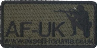 Image of Airsoft Forums UK Olive Patch