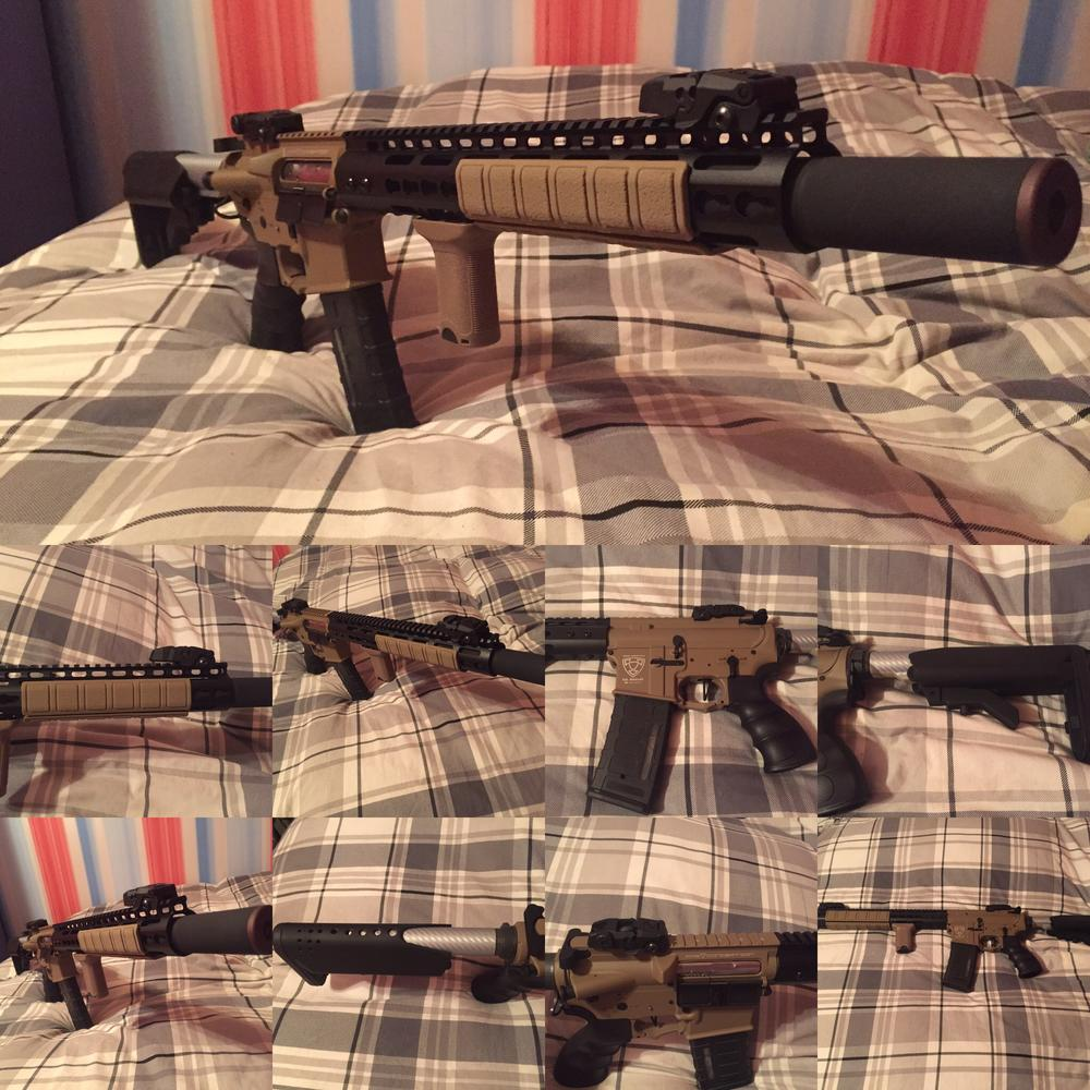 Custom Builds - General Help - Airsoft Forums UK