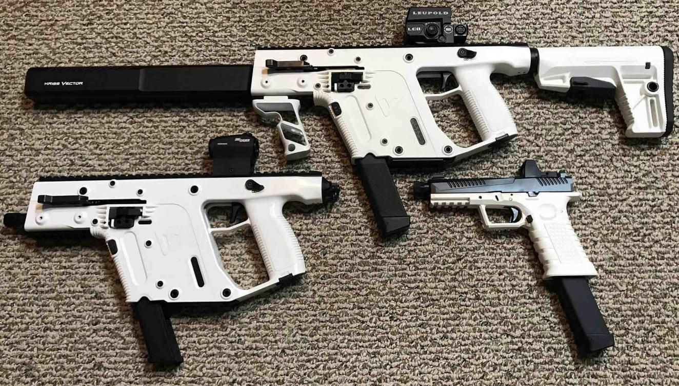 KWA Kriss Vector Owners Club - Gas Guns - Airsoft Forums UK