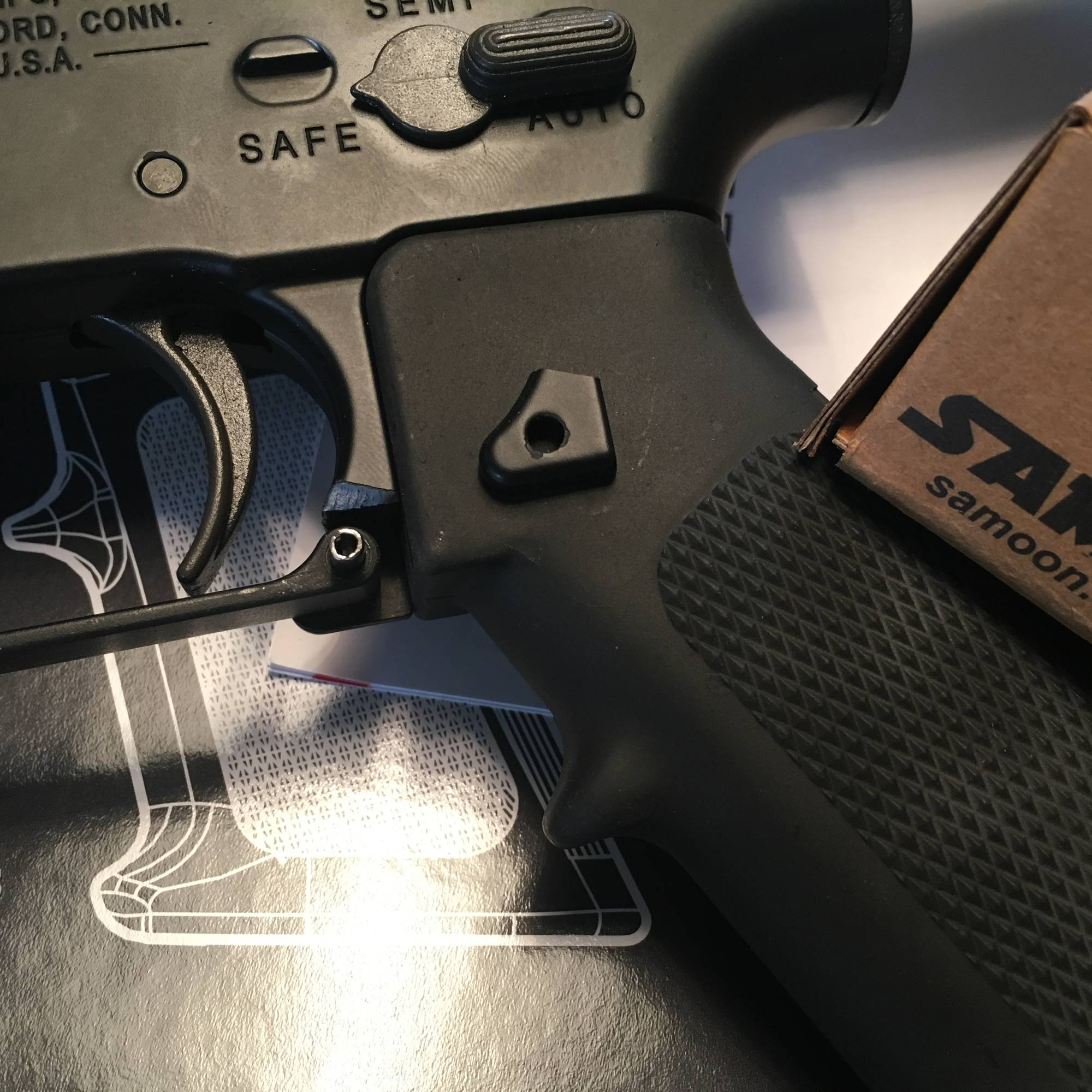 GHK M4 V2 Colt GBBr