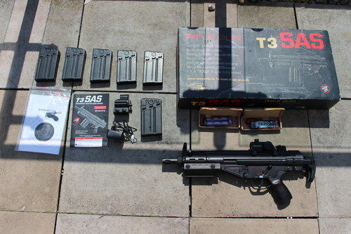G3 SAS inc  extras  - Electric Rifles - Airsoft Forums UK