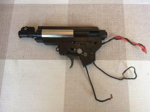 Ares Scar Airsoft gearbox - Parts - Airsoft Forums UK