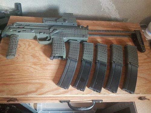 tm mp7a1(aep) - Other Electric - Airsoft Forums UK