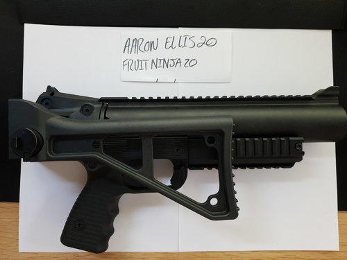 40mm launcher + 6 shower shells - Other Gas - Airsoft Forums UK