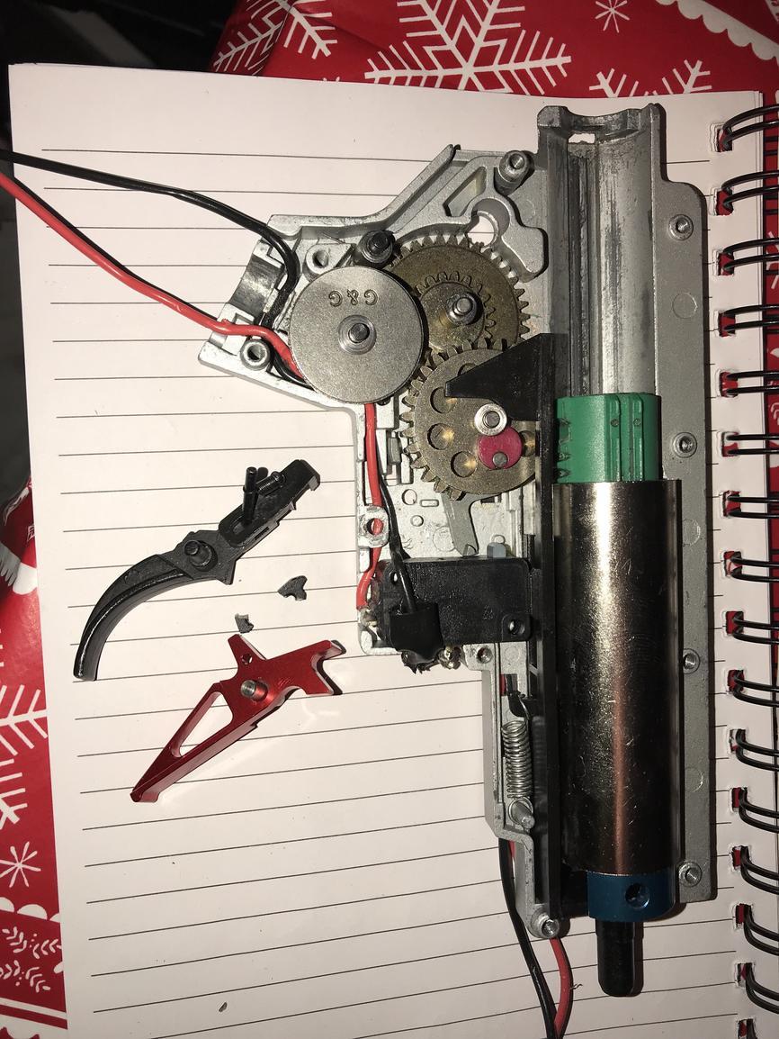 Gearbox/trigger help - Electric Guns - Airsoft Forums UK