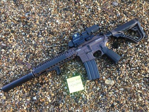 GHK M4 V2 Colt GBBr - Gas Rifles - Airsoft Forums UK