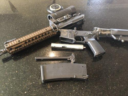 Systema ptw mod18 for sale - Electric Rifles - Airsoft Forums UK