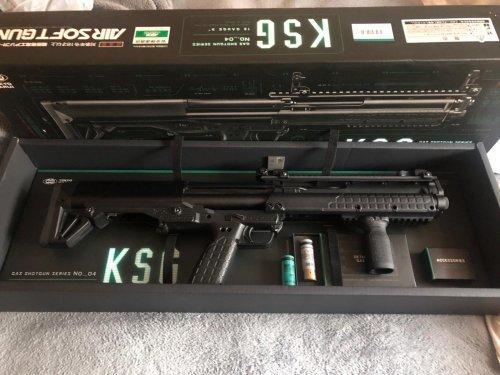 GHK M4 V2 Colt 14 5