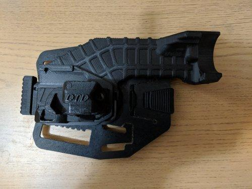TM MK23 Socom & DTD Retention Holster - Gas Pistols - Airsoft Forums UK