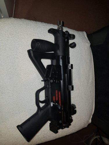 We MP5 PDW GBB - Gas Rifles - Airsoft Forums UK
