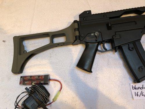 JG G36c - Electric Rifles - Airsoft Forums UK
