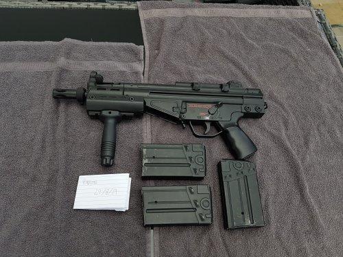 JG G3 SAS - Electric Rifles - Airsoft Forums UK