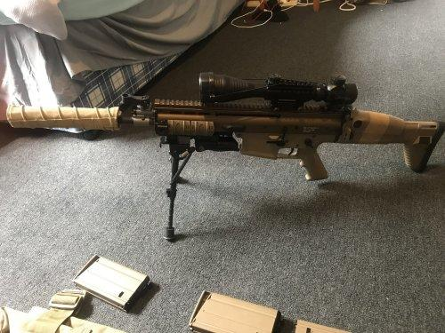 WE SCAR H full loadout - Gas Rifles - Airsoft Forums UK