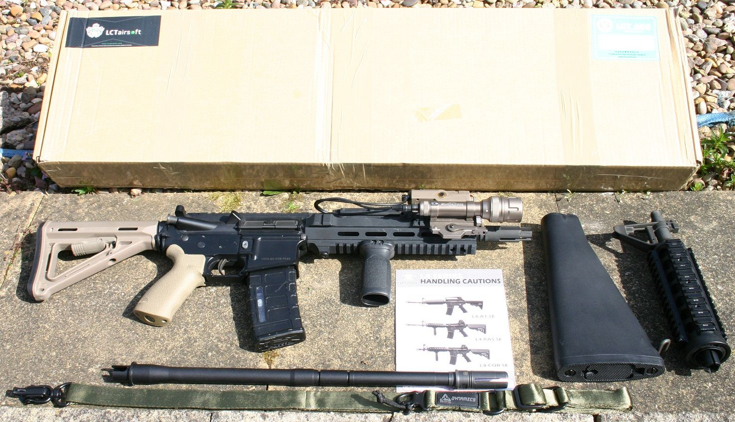 Lct L119a2 Electric Rifles Airsoft Forums Uk